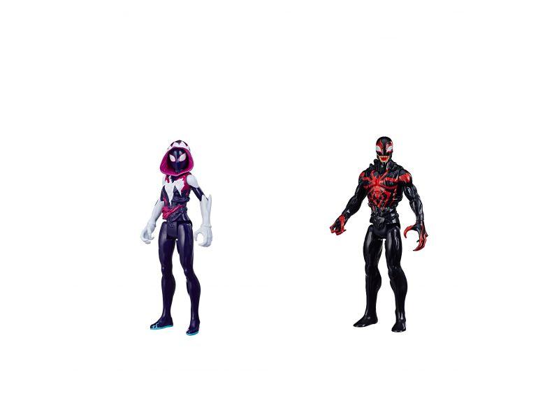 Spiderman Titan Hero Maximum Venom Assorti