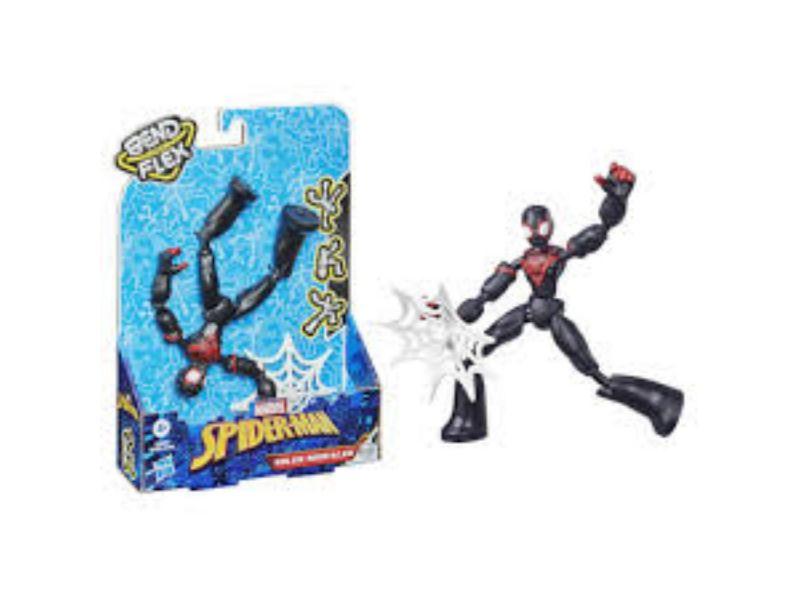 Spider-Man Bend N Flex Actiefiguren