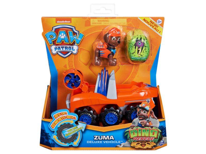 Paw Patrol Dino De Luxe Themed Vehicle Zuma