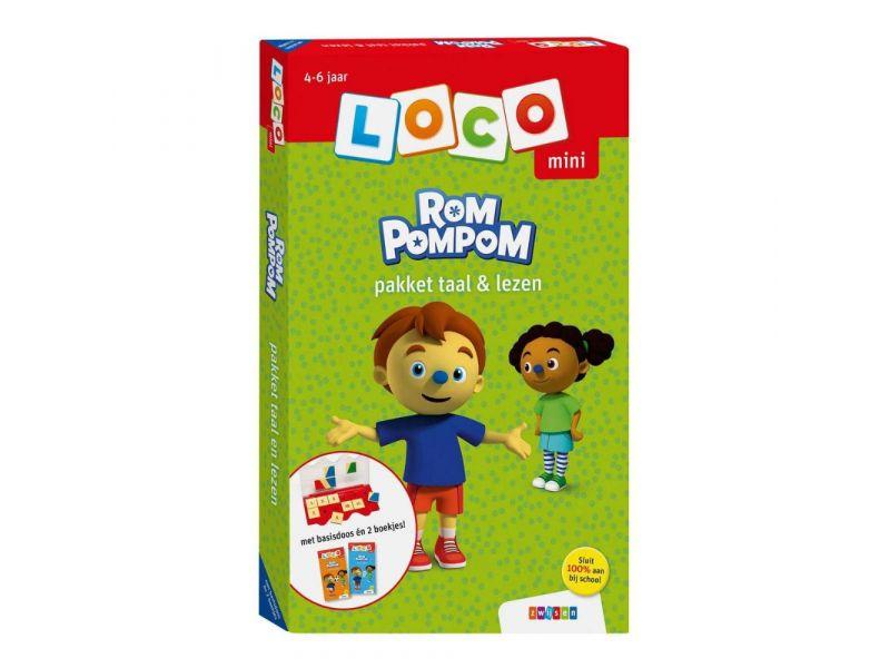 Loco Mini Rompompom Taal & Lezen