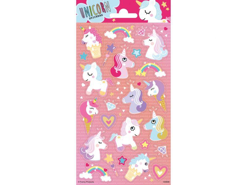 Stickers Unicorns