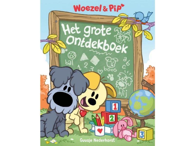 Boek Woezel En Pip Het Grote Ontdekboek