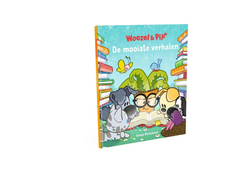 Boek Woezel & Pip De Mooiste Verhalen