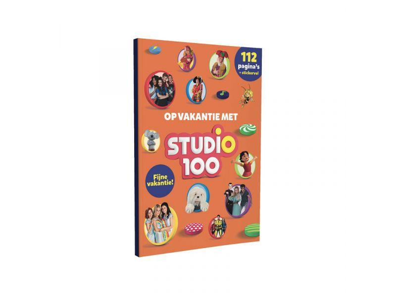 Studio 100 Vakantieboek