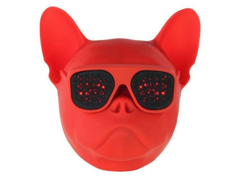 Wonky Monkey Speaker Bulldog Rood