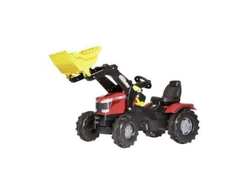 Rolly Toys Traptractor Massey Ferguson 8650 +Lader