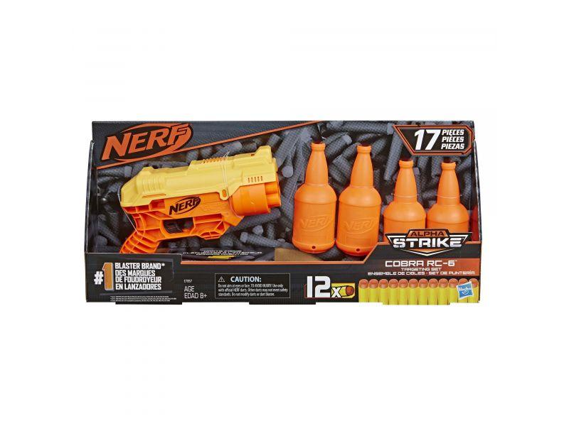 Nerf Alpha Strike Cobra RC TGT Set
