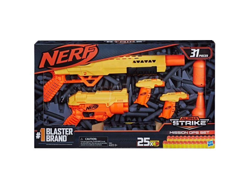 Nerf Alpha Strike Mission Ops Set