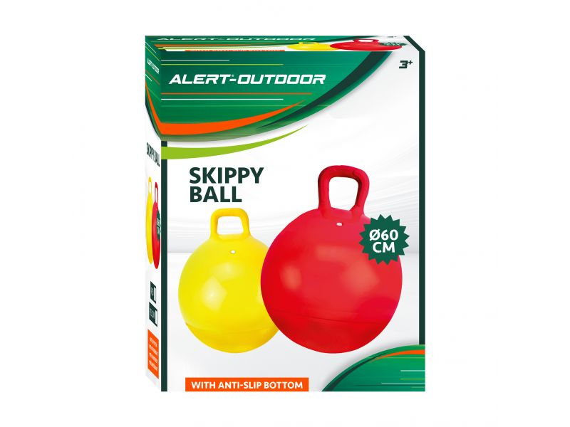 Alert Outdoor Skippy Bal 60 cm 2 Assorti