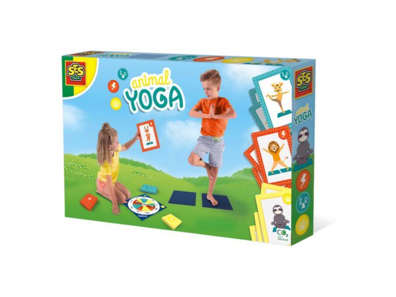SES Spel Animal Yoga