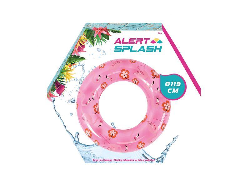 Zwemband Flamingo 119 Cm