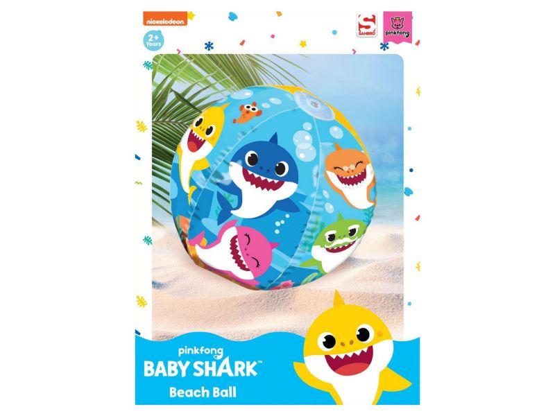 Baby Shark Strandbal 33 Cm