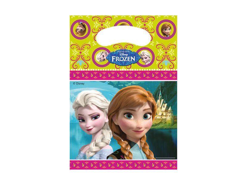 Feestzakjes Disney Frozen