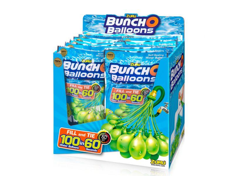 Waterballonnen Bunch O Balloons 3 Pack Assorti Zuru