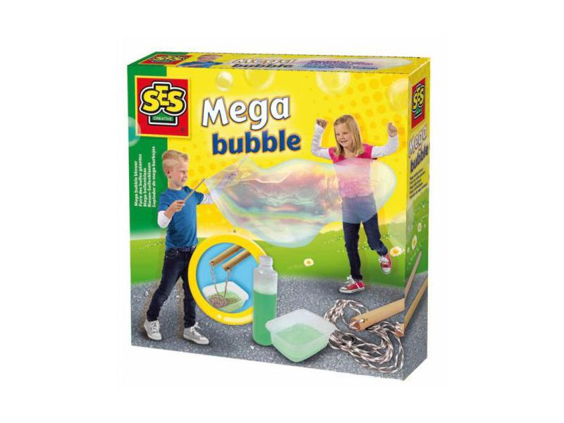 Bellenblaas SES Mega Bubble