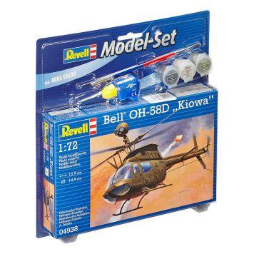 Bouwdoos Bell OH-58D Kiowa