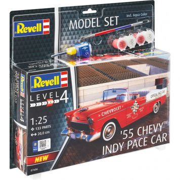 Modelset Chevy Indy Pace Car