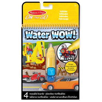 Verven Met Water Voertuigen
