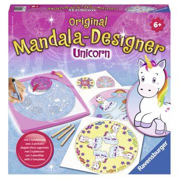 Mandala Designer Midi Eenhoorn 2 In 1