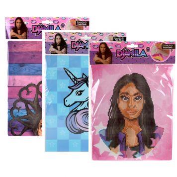Meisje Djamila Diamant Schilderen 3 Assorti