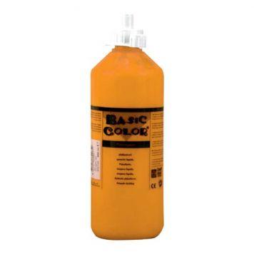 Plakkaatverf Oranje 500 ml