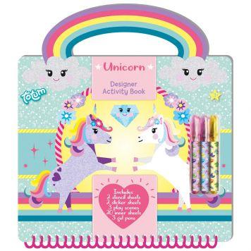 Totum Unicorn Designer Tekenboek