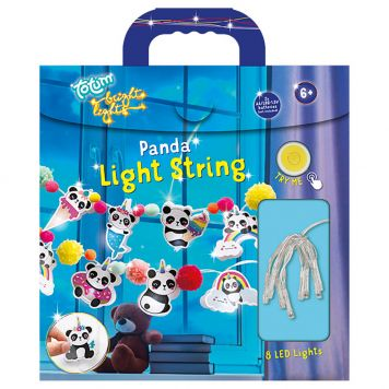 Bright Lights Slinger Pandacorn Totum