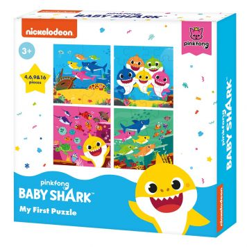 Baby Shark Mijn Eerste Puzzel