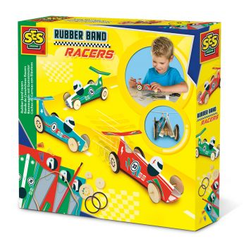 SES Rubber Band Racers