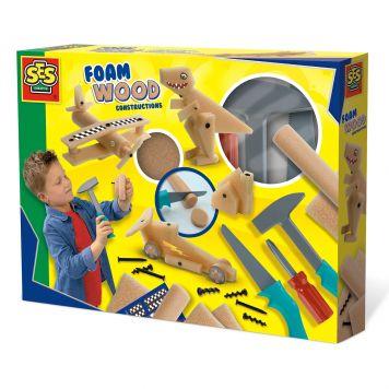 SES Foam Hout Constructie