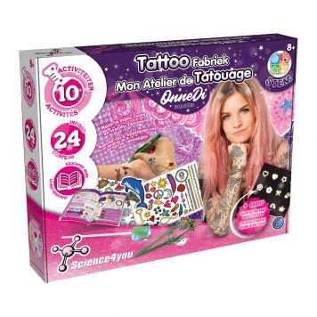 Tattoo Fabriek Onnedi