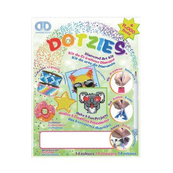 Dotzies Diamant Art Kit Groen