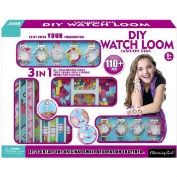 Loom Armband Horloge 110 Delig