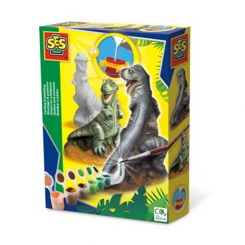 Gips Gieten SES T-Rex