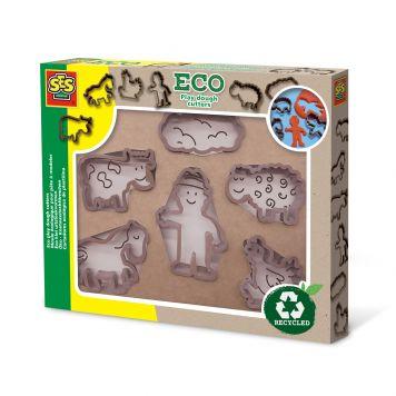 SES Klei Eco Uitsteekvormen