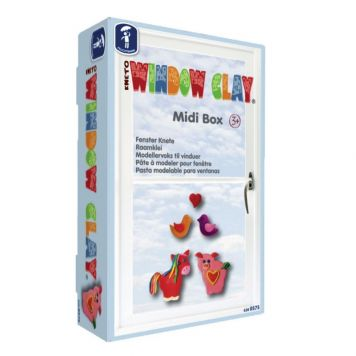 Raam Klei Window Clay Midi
