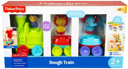 Fisher-Price Dough Trein