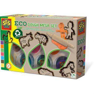 SES Klei Eco Megaset 7X90 Gram + Tools