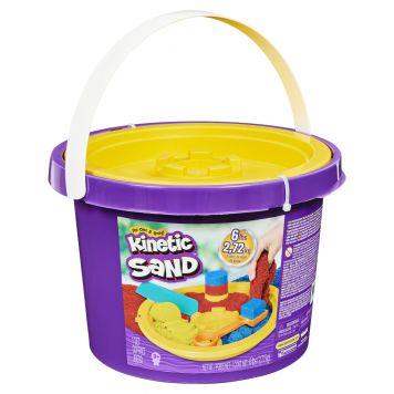 Kinetic Sand Bucket w. Tool