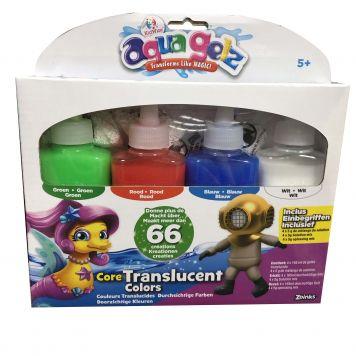 Aqua Gelz Translucent Color Refill