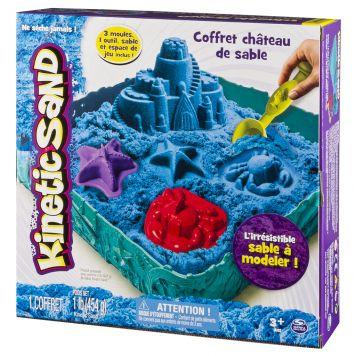 Kinetic Sand Box Set Blue 454 gr