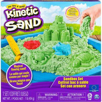 Kinetic Sand Box Set Green 454 gr