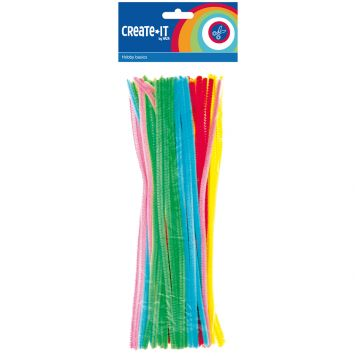 Hobbyset Create-it Chenille Fluor