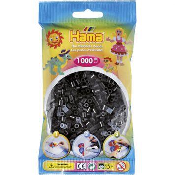 Strijkkralen Hama 1000 Stuks Zwart