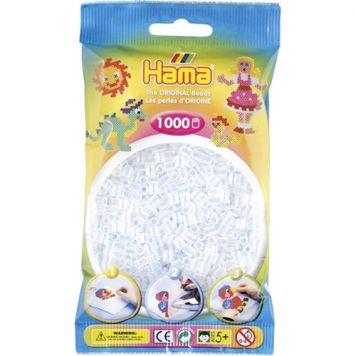 Strijkkralen Hama 1000 Stuks Doorzichtig