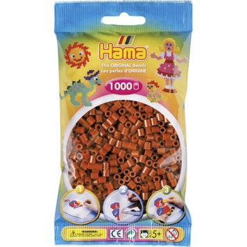 Strijkkralen Hama 1000 Stuks Bruin
