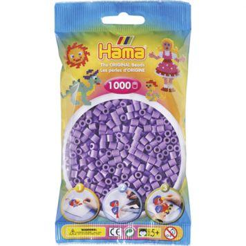 Strijkkralen Hama 1000 Stuks Paars Pastel