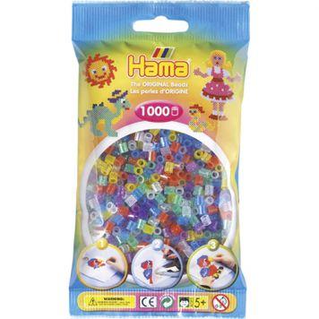 Strijkkralen Hama 1000 Stuks Glitter