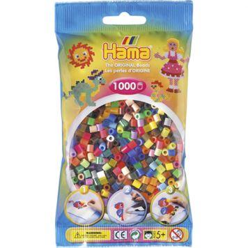 Hama Strijkkralen 1000 Stuks Assorti 3