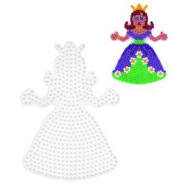 Hama Strijkkralen Grondplaat Prinses